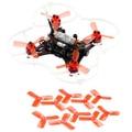 Novo kingkong 90gt 90 brushless fpv micro corrida zangão mini-quadcopter com frsky ac800/dsm2 receptor 800tvl vtx 3a esc minúsculo