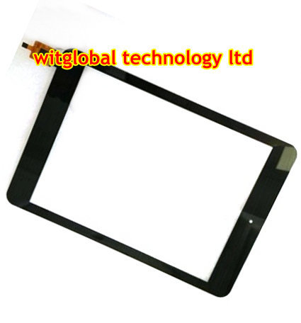 10PCs/lot New touch screen 7.85 Oysters T80 3G Tablet Touch panel Digitizer Glass Sensor Replacement Free Shipping