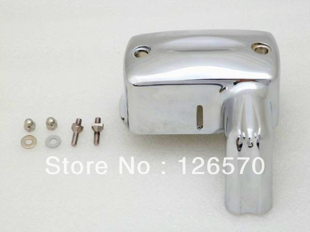 Motorcycle reservoir master cylinder cover for Honda shadow 600 vt 750 11000 1300 v TX 1988 1999 2000 2001 2002 2003 2004-2013