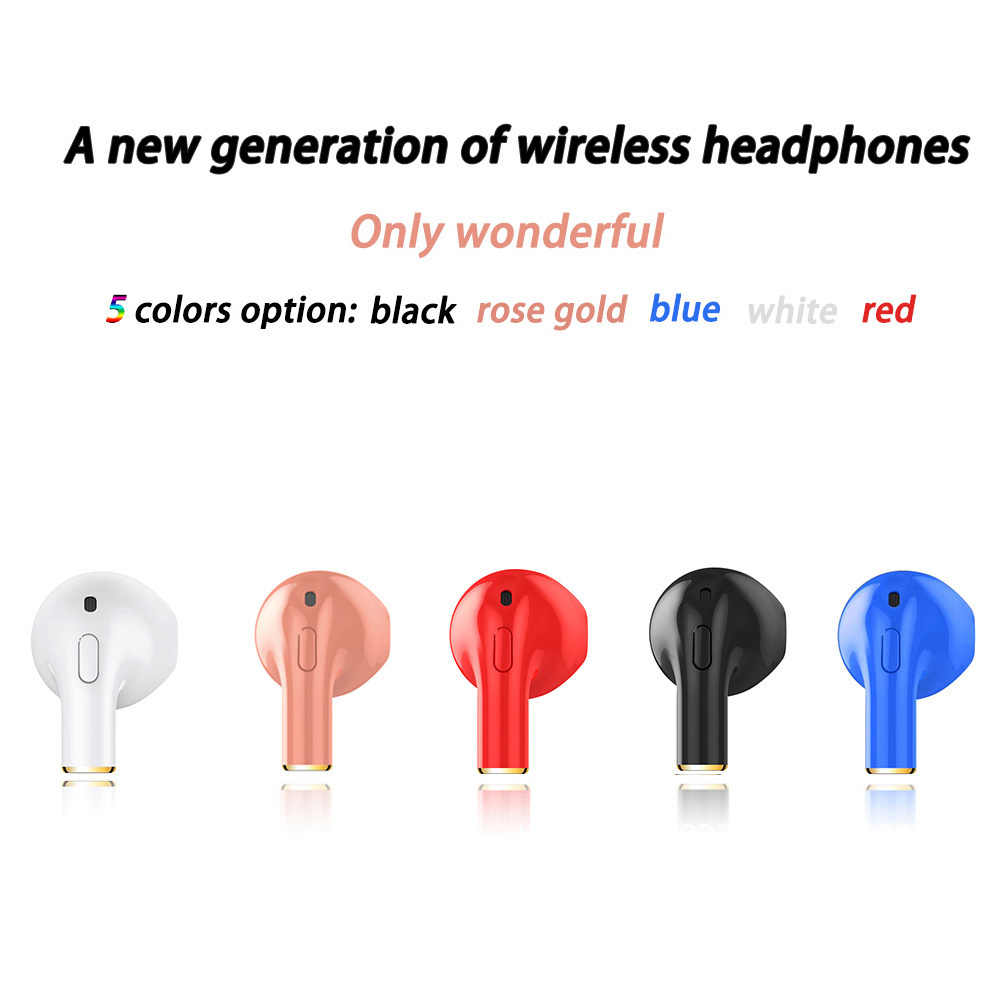 7136d603a18 ... Mini I8x Bluetooth Earphones Sport Headphones Wireless Earbuds In Ear  Buds Earpiece Air Pods Headsets For ...