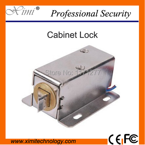 for cabinet door Mini Electric Lock Small Cabinet Lock Access control Lock