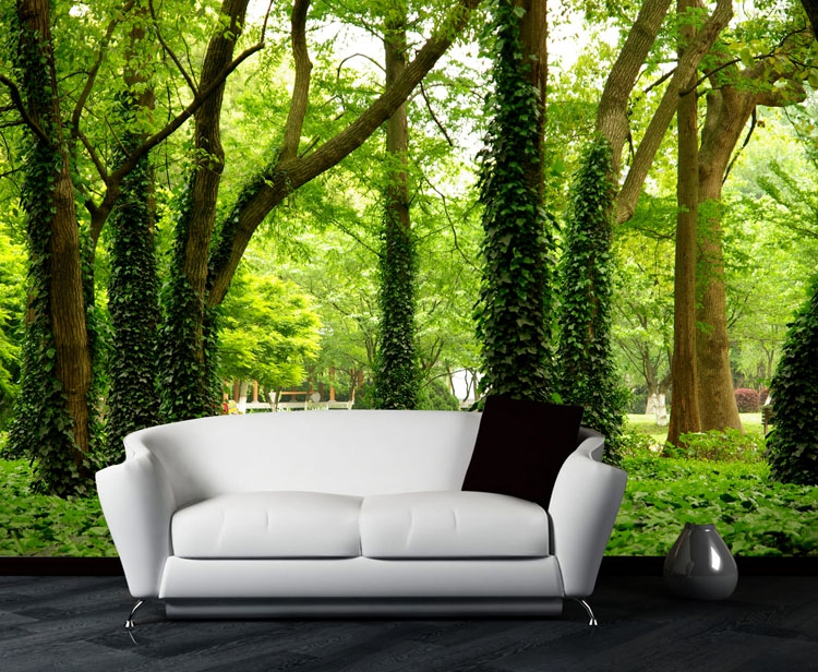 Aliexpress Com Buy Large Custom Mural Wallpapers Living: Aliexpress.com : Buy Custom Photo Wallpaper Large Mural 3D