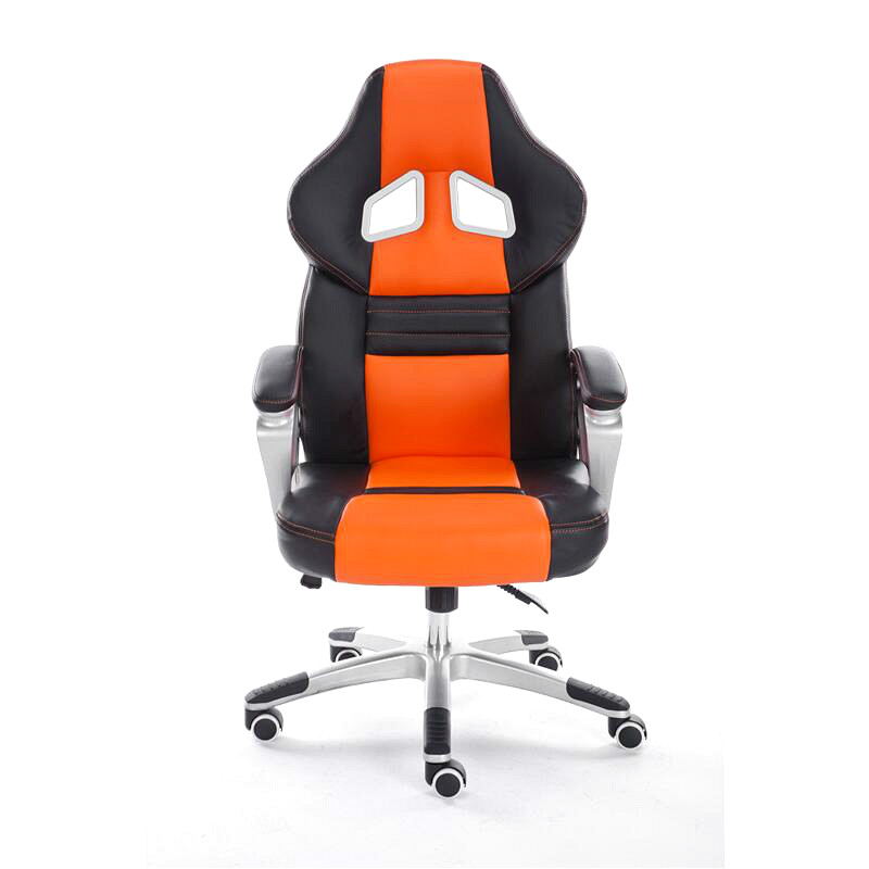 High Quality Ergonomic Design Office Computer Gaming Chair Lifting Lying Swivel Leisure Boss Chair 240337 ergonomic chair quality pu wheel household office chair computer chair 3d thick cushion high breathable mesh
