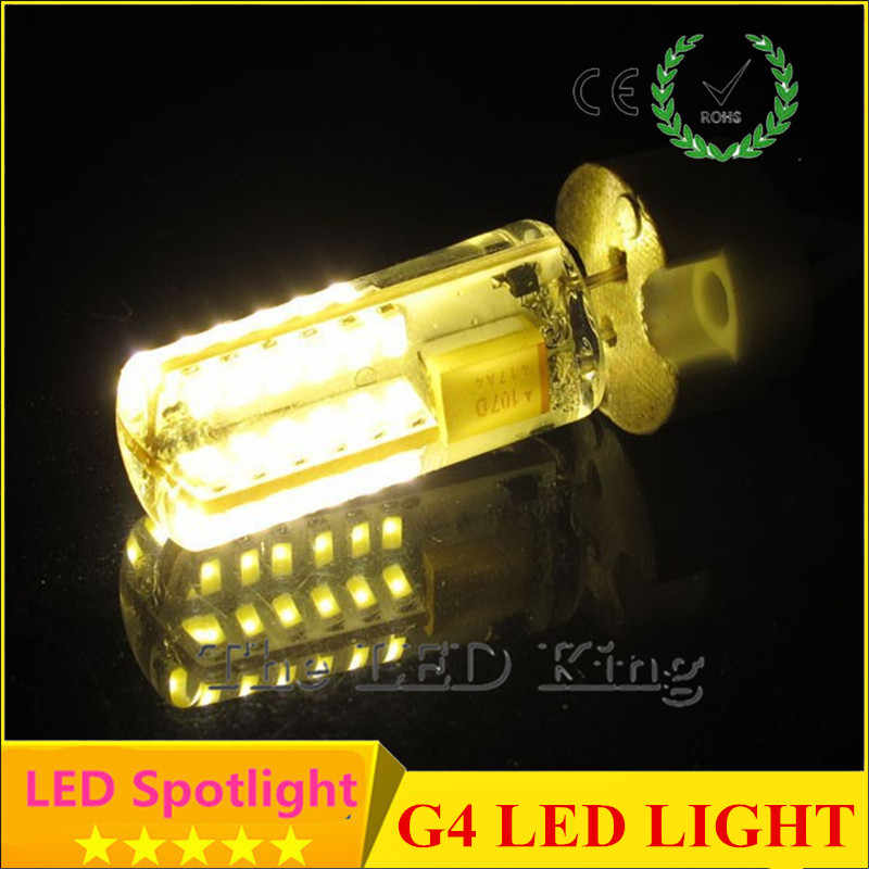 1Pcs G4 LED Lamp AC12V DC 12 V / AC 220V 110V SMD3014 3W 6W 9W 12W Replace 30W/60W Halogen Lamp 360 Beam Angle LED Lampada Bulb