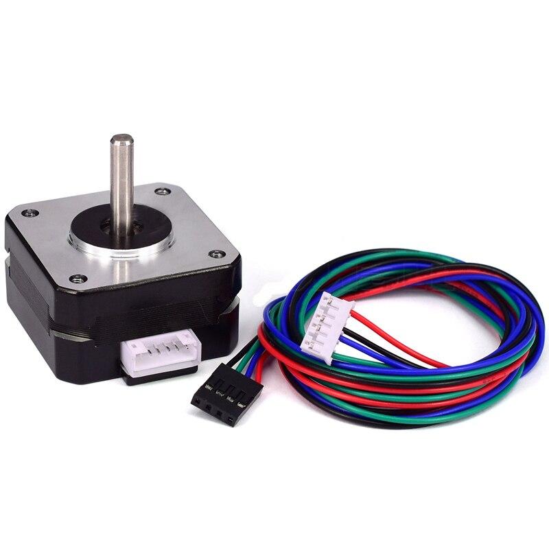 3D printer accessories special stepper motor 42*42*23mm for Titan extruder