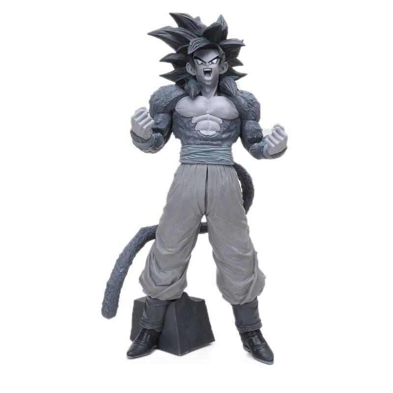 Manga Dragon Ball Z Vegeta Goku Gohan Broly Trunks Action Figures 34cm 11