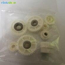 2set Paper Gear for Ricoh AF1075 2075 2055 MP5500 6500 Printer