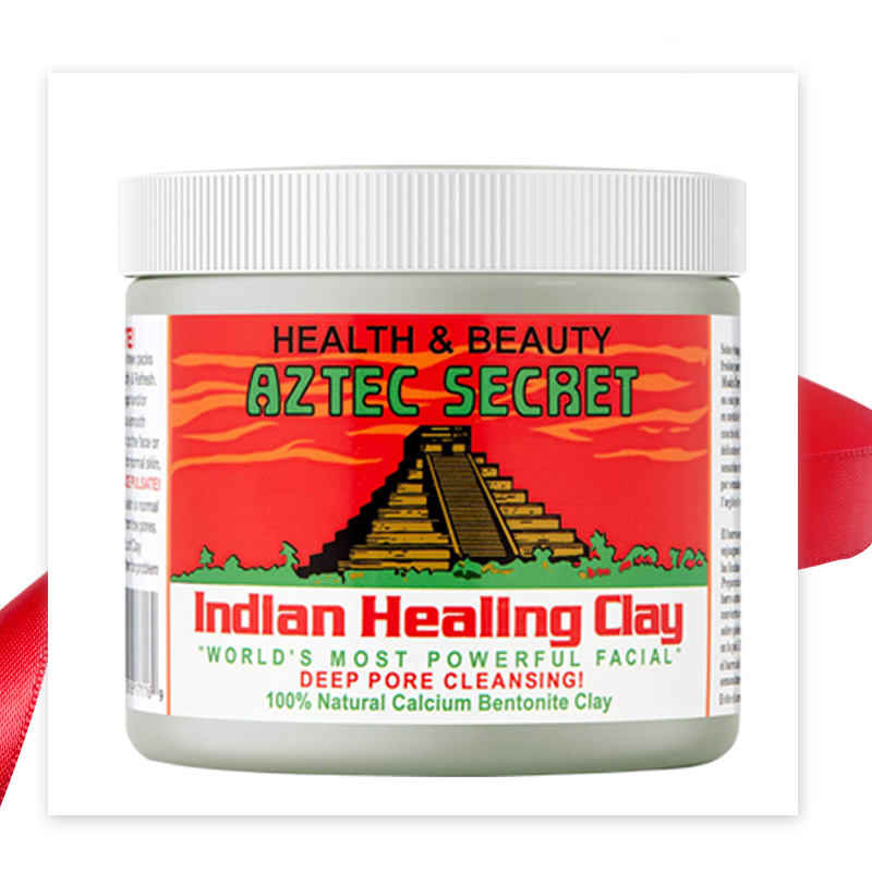 Aztec Secret Indian Clay Mask Powder Calcium Bentonite Clay Deep Cleansing Beauty Facial Mask 1 Lbs