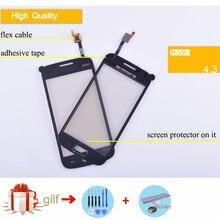 G350E сенсорный экран для Samsung Galaxy Star Advance G350E sm-g350e сенсорный датчик цифрового преобразователя сенсорный фронтальный стеклянный объектив G350E касается
