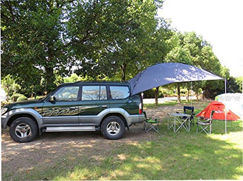 Danchel Voiture Famille Auvent Camping Car Camping Tente Pour Tous