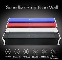 Gute Home theater Bluetooth Speaker soundbar Portable Puissant Subwoofer Handfree Stereo A2DP Altavoz Impermeable caixa de som