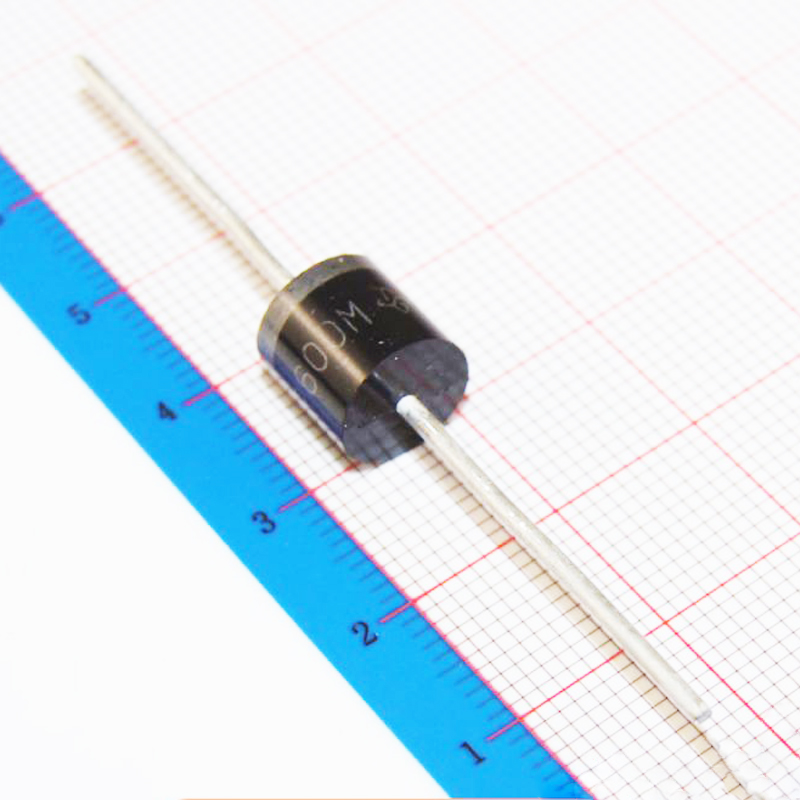 10piece P600M P600J P600K  P600  Rectifier Diode Line Original Product  New Original Free Shipping