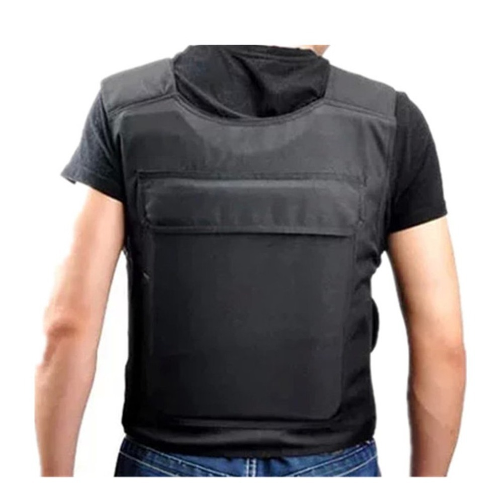 Soft Type Tactical Safety Stab-resistant Vest Lightweight Anti-cut and Explosion Clothing Self-defense Equipment VestSoft Type Tactical Safety Stab-resistant Vest Lightweight Anti-cut and Explosion Clothing Self-defense Equipment Vest