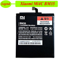For Xiaomi 4c Mi4c Battery BM35 3000mAh High Quality Replacement Bateria Baterie AKKU