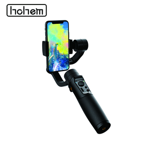 Image 3 - Hohem Smartphone Gimbal iSteady נייד בתוספת 3 ציר כף יד מייצב עבור iPhone 11X8 7 6 & Huawei & Xiaomi Smartphone