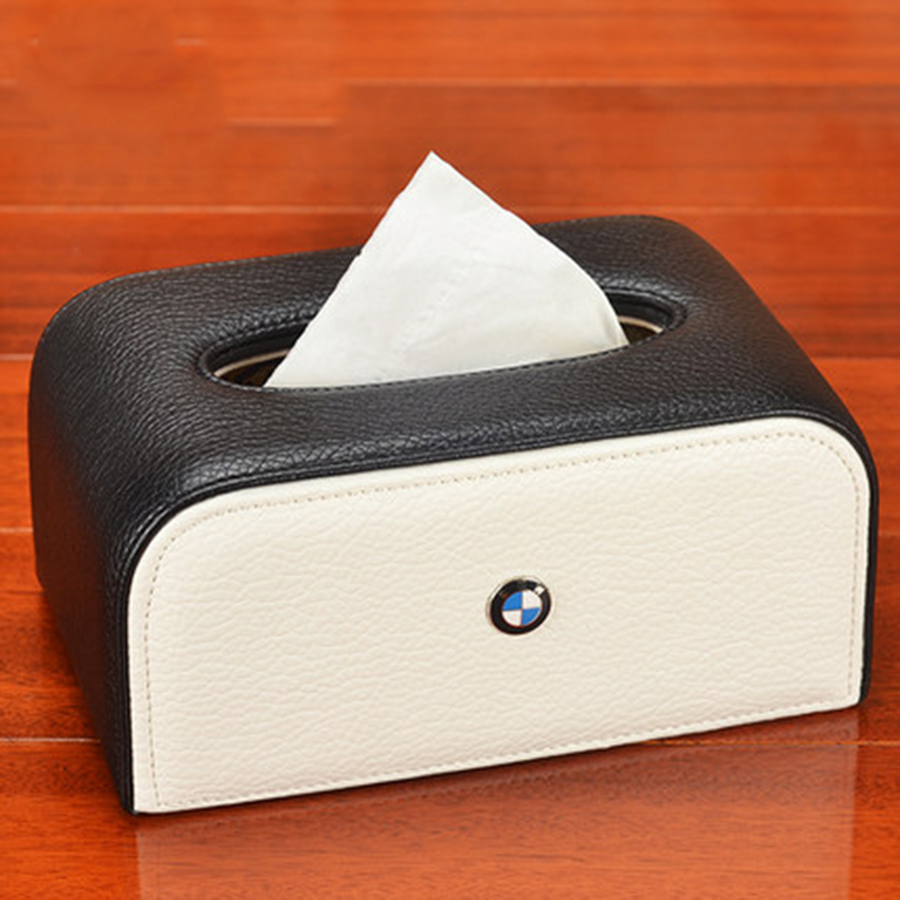 Kulit Kotak Tisu Mobil Auto Aksesoris Pemegang Kreatif Removable Tissue Kertas Serbet Memompa Kaset Organizer Untuk Qqp86 Di Dari Rumah