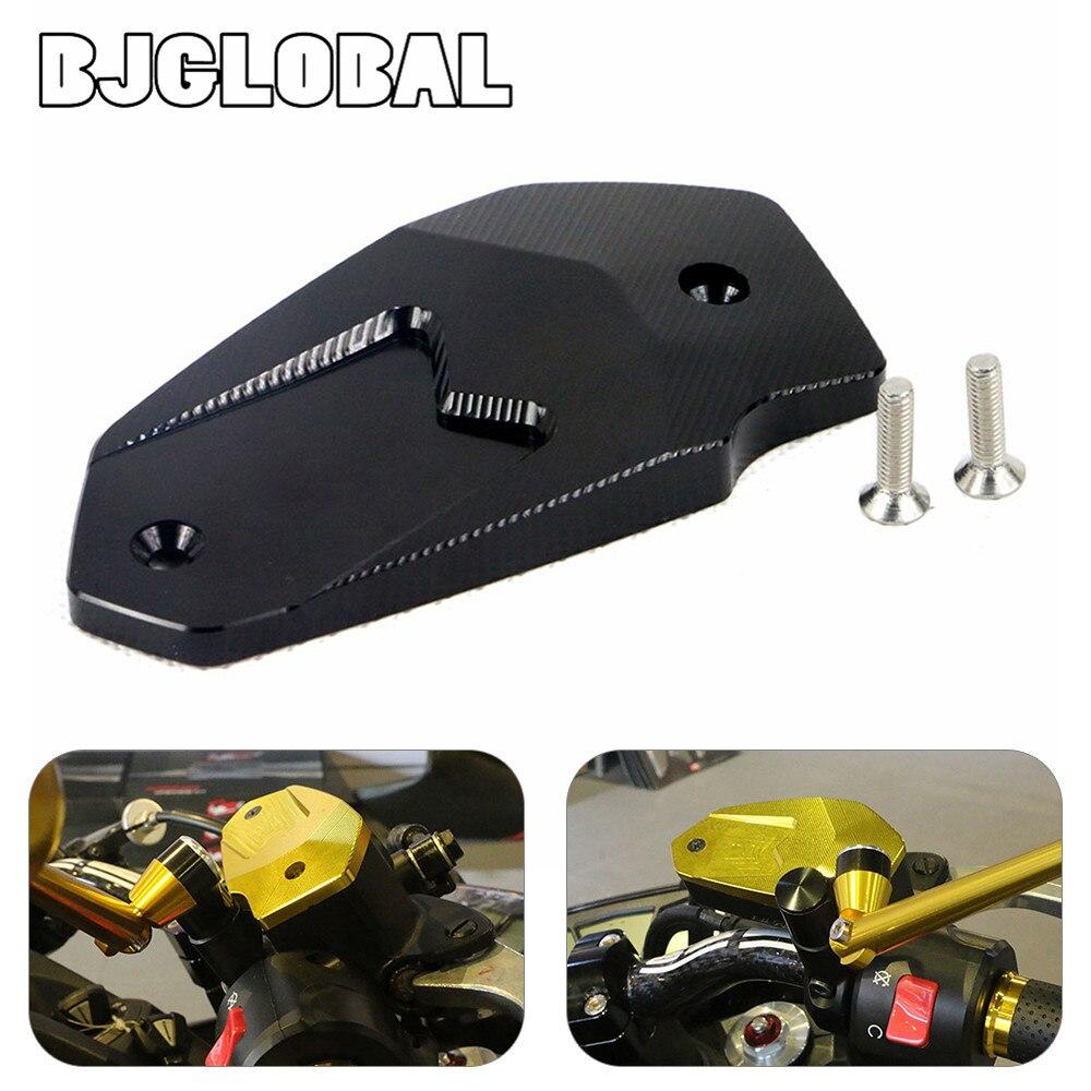 Accesorios de la motocicleta del cnc de aluminio oc-017c-bk tapa del depósito de