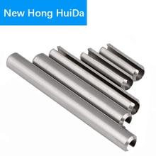 M6 Elastic Cylindrical Pin Dowel 304Stainless Steel цена и фото