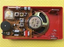 921 тип кремния восемь супергетеродинного радио Люкс 8 трубка радио части производство электронных DIY