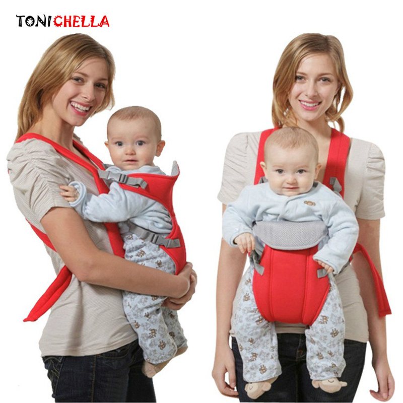 Newborn Comfort Baby Carriers Infant Sling Good Toddler Cradle Pouch Ring Sling Double Shoulders Backpack Fit For Infants BB3001