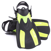 Hot Adult Snorkeling Diving Swimming Fins Trek For Professional Diver Swimming Foot Flipper Diving Fins 2