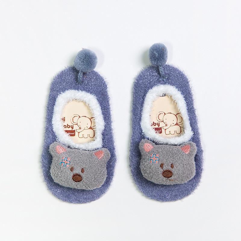 Winter-Baby-Boy-Girl-Children-Socks-Anti-Slip-Newborn-Animal-Cartoon-Shoes-Slippers-Boots-Soft-Warm-Coral-Fleece-Indoor-Socks-4