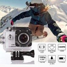Anytek SOOCOO C10 Sports Action Camera Wifi Full HD 1080p@30fps Novatek96655 170 Degree Wide Angle Lens Waterproof DV ActionCam
