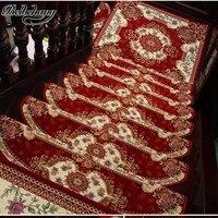 Beibehang 1 компл./13 шт. Европейский лестница мат самоклеящиеся противоскольжения твердой древесины ковры пользовательские одеяло сделано лест
