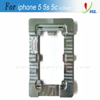 For IPhone SE Precision Screen Refurbishment Mould Metal Mold Frame For IPhone 5 5C 5S LCD