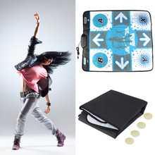 2017 Newest Anti Slip Dance Revolution Pad Mat Dancing Step for Nintendo for WII for PC TV Hottest Party Game Accessories