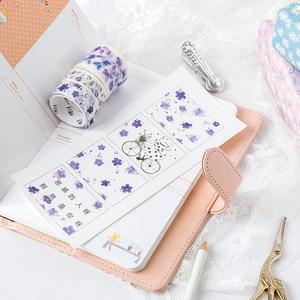 Image 5 - 60PCS/LOT seven Minutes of Girl Heart series decoration masking tape washi tape