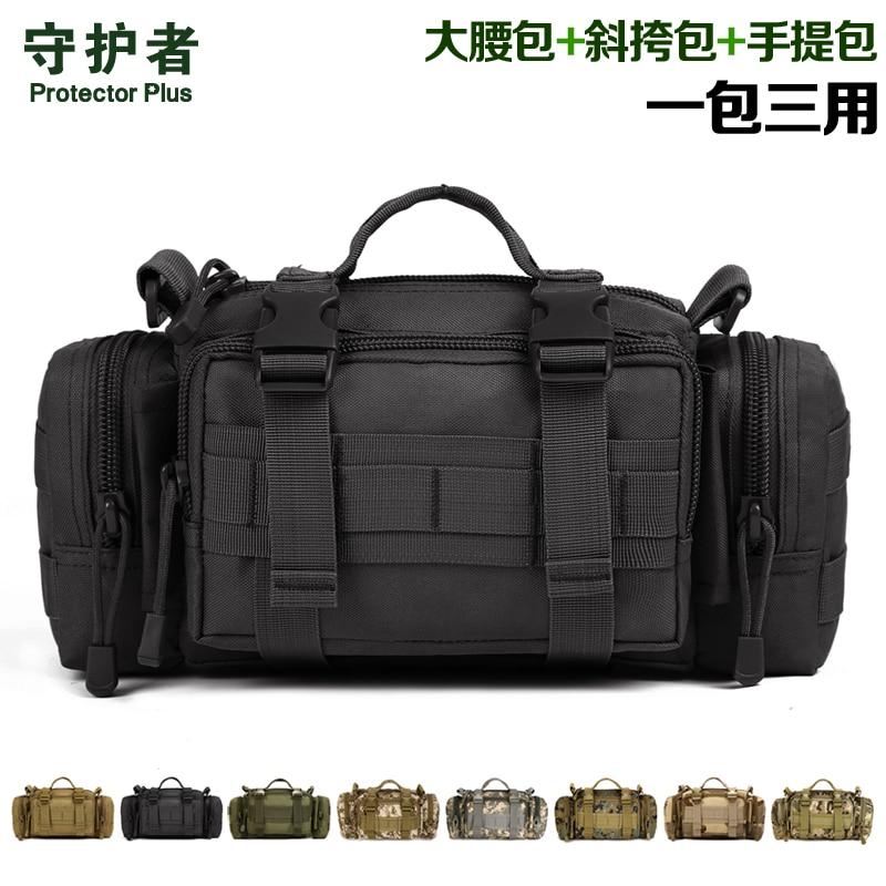 Protector Plus Y108 Açıq İdman Çantası Kamuflyaj Neylon Taktik - İdman çantaları - Fotoqrafiya 2