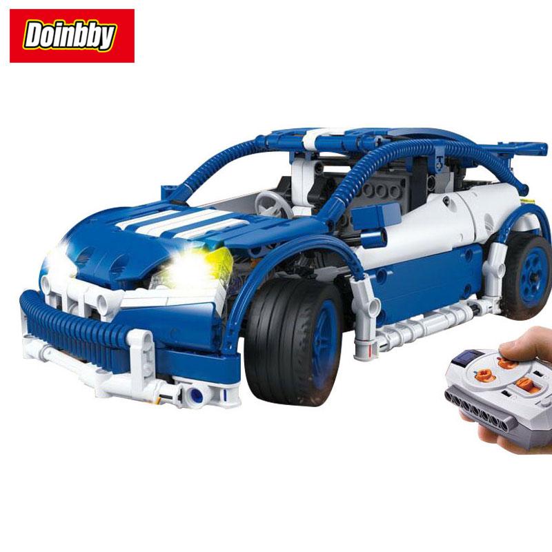 Lepin 20053B Technic The Hatchback Type R Set MOC-6604 640Pcs Remote Control Buliding Blocks Bricks Toys Children Gifts r b parker s the devil wins