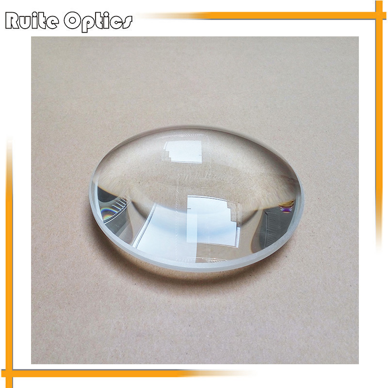 120mm Diameter Large K9 Optical Glass Focal Length 132mm Optics Double Convex Lens Magnifiying Glass 3x Magnifier Lens doumoo 330 330 mm long focal length 2000 mm fresnel lens for solar energy collection plastic optical fresnel lens pmma material