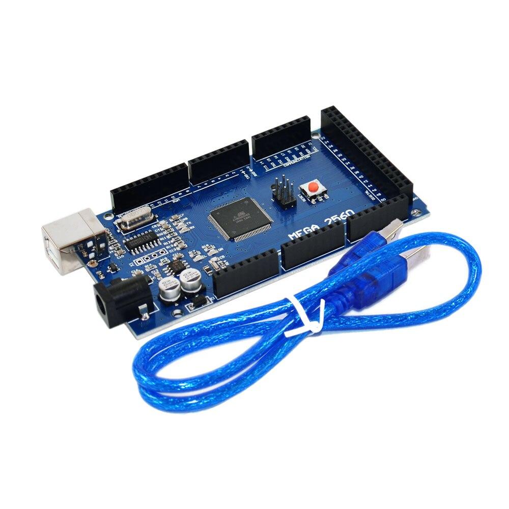 KEYES 2560 R3 ATMEGA16U2 CH340 development board FOR arduino + USB cable