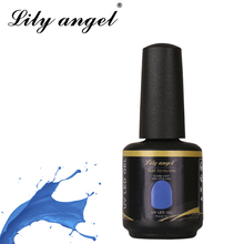 Lily angel 90colors High Quality UV Gel Polish Eco-friendly and Healthy Nail Need LED Lamp Soak-off Art