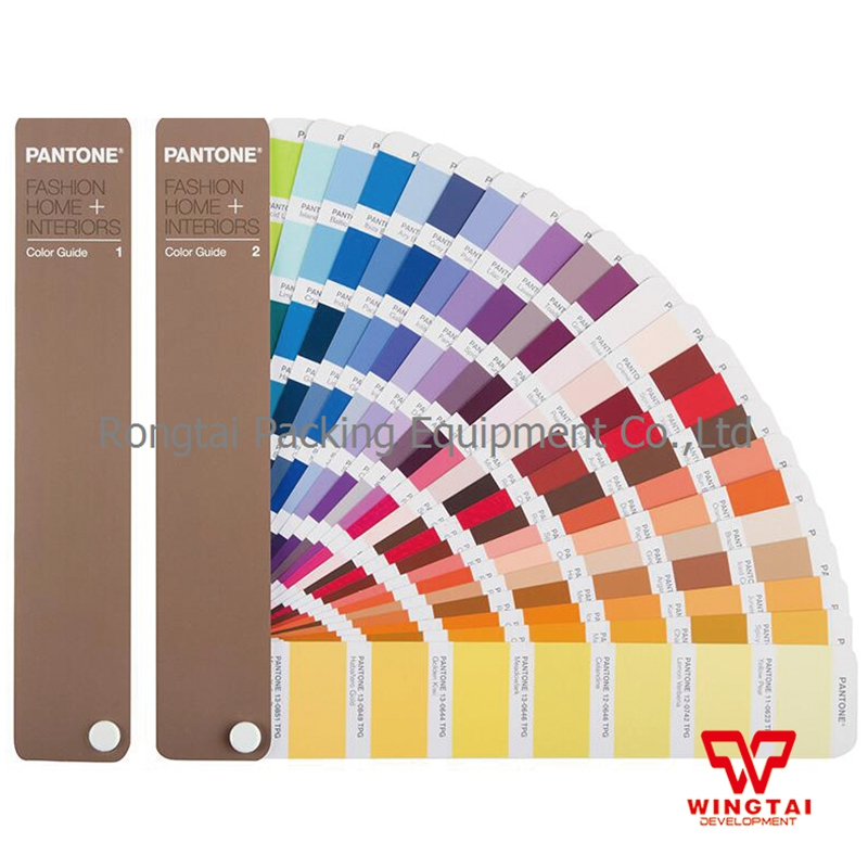 Latest Version Pantone TPG Fashion Home Interiors Color Guide FHIP110N стоимость