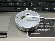 Iron Man 3 pendrive ARC REACTOR LED pen drive Flash pen drive USB Flash Drive