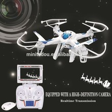2015 new  FPV RC DRONE  LH-X8DV 2.4GHz 4Ch 6axis Quadricopter FPV RC drone with monitor 2.4G4CH 6-Axis aerial Remote Control Toy