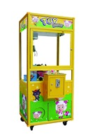 coin operated crane machine/toy story/toy soldire