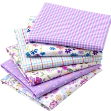 hot deal buy new arrival floral series patchwork cotton fabric fat quarter bundles textile sewing patchwork fabric for bag baby cloth j2-6-4