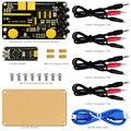 Keyestudio Scratch Kit для Arduino образования стартер с Scratch Board + CH340 Nano board + PDF Datasheet