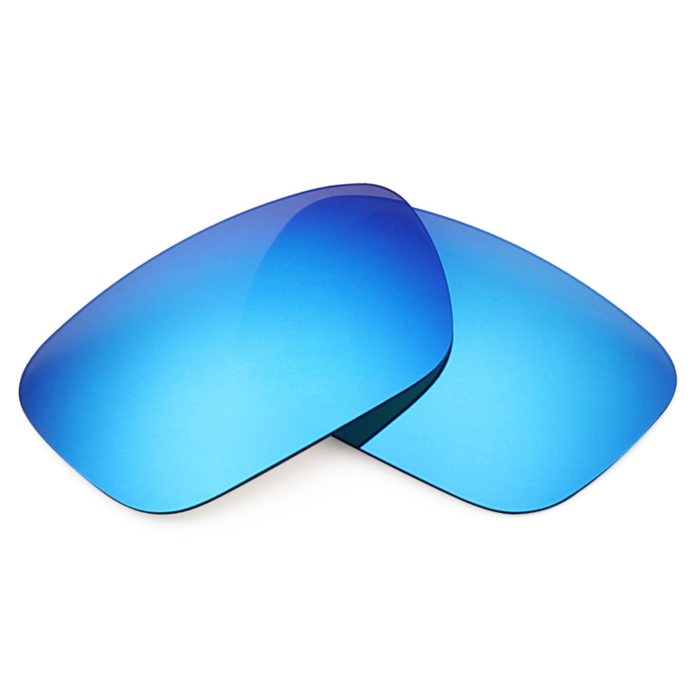 c0499505cc5 4 Pairs Mryok POLARIZED Replacement Lenses for Oakley Jury Sunglasses  Stealth Black   Ice Blue   Fire Red   Silver Titanium-in Accessories from  Apparel ...