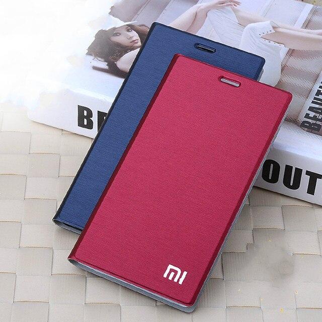 new arrival 65705 5bda1 US $4.69 6% OFF|New Arrival For Xiaomi Redmi Note/Redmi 1s/mi3 Case, Luxury  Slim Style Flip Leather Case For Xiaomi Redmi Note 1s mi3 Cover Bag-in ...