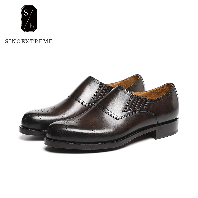 SINOEXTREME High Quality Mens Loafers Casual Fashion Men Shoes Flats Breathable Men Slip On Driving Shoes Big Size Swims Loafers wonzom high quality genuine leather brand men casual shoes fashion breathable comfort footwear for male slip on driving loafers