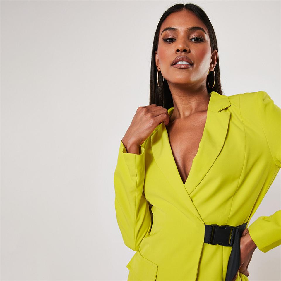 lime-blazer-seatbelt-blazer-dress (2)