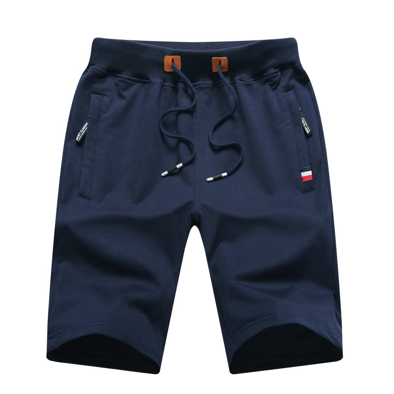 Shorts men Summer Cotton Shorts Men Fashion Boardshorts Breathable Male Casual Shorts Mens Short Bermuda Beach Short Pants Hot 9 11