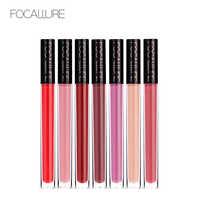 FOCALLURE 14 couleurs étanche mat liquide rouge à lèvres longue durée mais pas sec Chocoloate brillant à lèvres cosmétique beauté maquillage