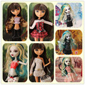 17 paragraph elf doll for monster high school girl dress / dress / suit / skirt Free shipping baby clothes and accessories