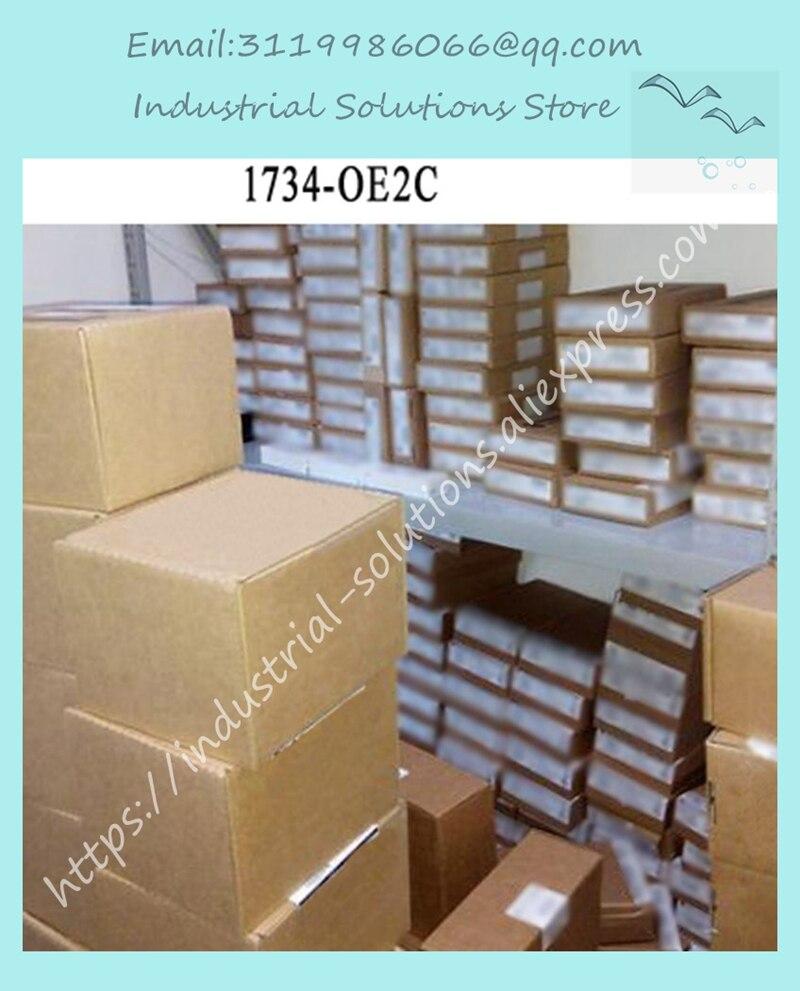 New 1734-OE2C 1734-0E2C industrial control PLC moduleNew 1734-OE2C 1734-0E2C industrial control PLC module